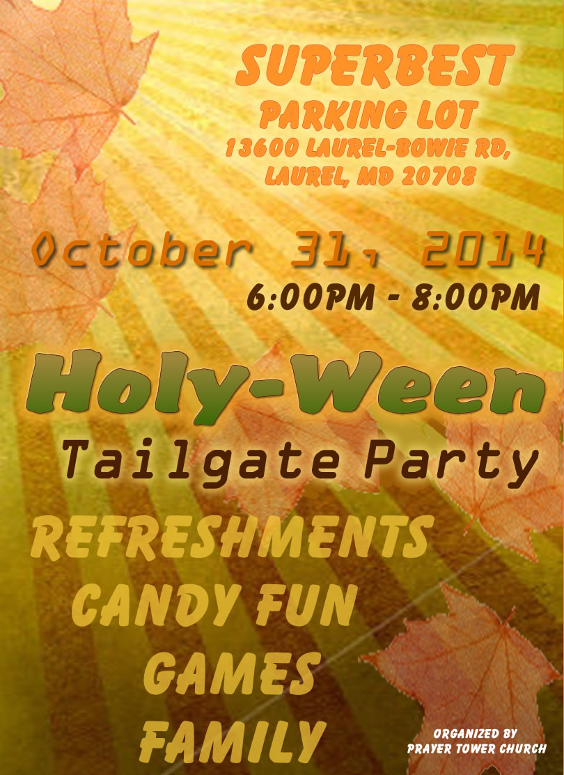 Holy-Ween 2014