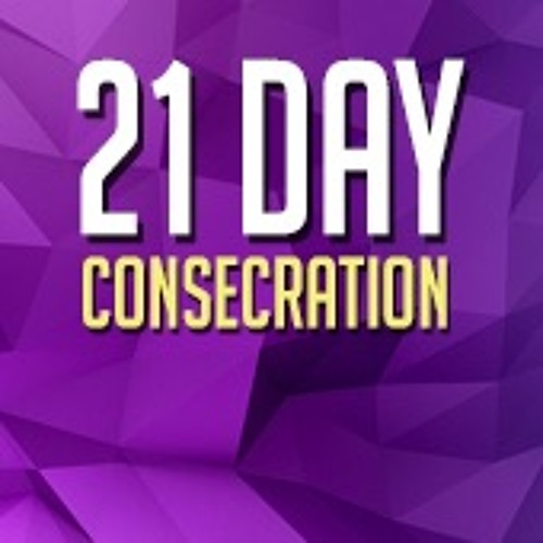 Read more about the article 21Days of Consecration